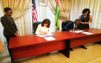 Signature d'un accord de don de 35 millions de dollars, MCC@MCA-TOGO