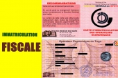 -  INFORMATIONS UTILES SUR L'IMMATRICULATION FISCALE